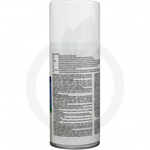 Solfac Automatic Forte NF, 150 ml