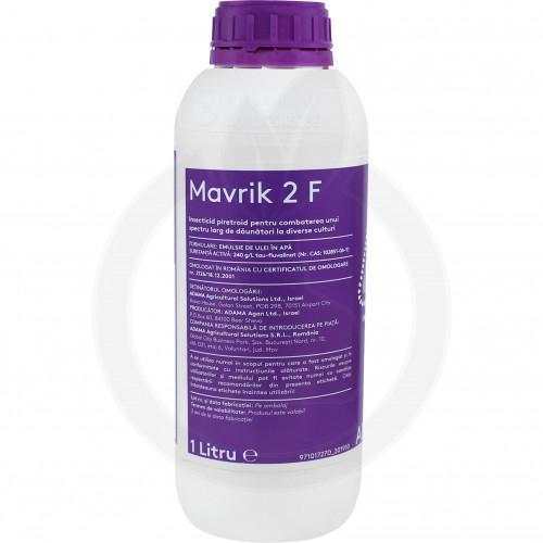 adama insecticid agro mavrik 2 f 1 litru - 1
