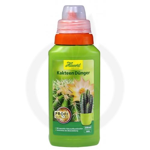 Ingrasamant cactus Hauert, 250 ml