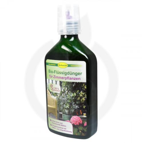 schacht fertilizer interior plants organic fertilizer 350 ml - 1