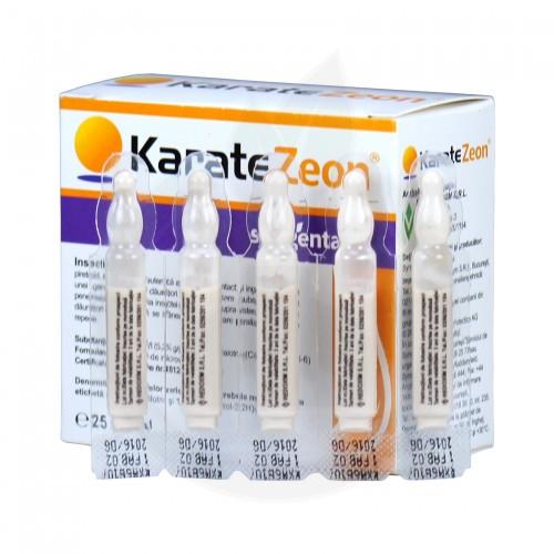 Karate Zeon 50 CS, 2 ml (fiole)