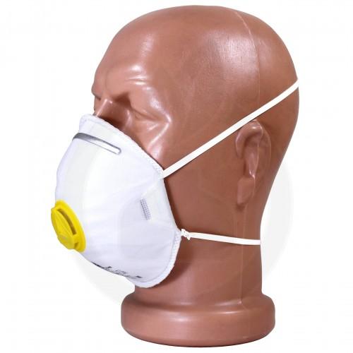 Venitex FFP2, Masca Semi cu Supapa, 10 bucati