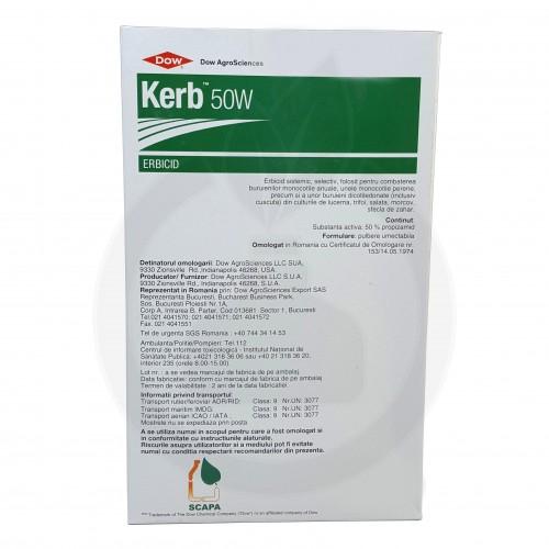 Kerb 50 W, 20 g