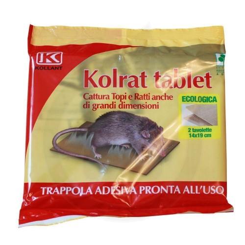 Kolrat Tablet, adeziv sobolani