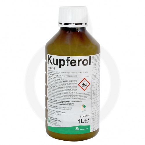 nufarm fungicid kupferol 1 litru - 1