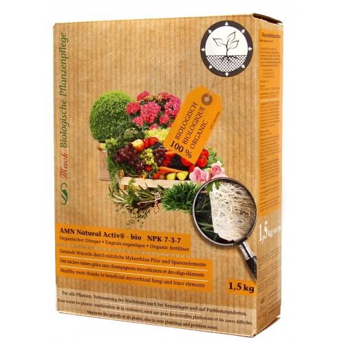 mack bio agrar ingrasamant amn natural activ bio 1.5 kg - 1