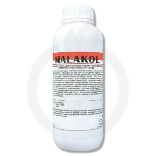 Malakol, 1 litru