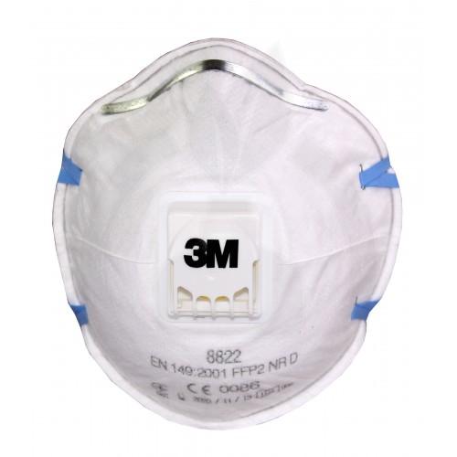 Masca semi 3M 8822 cu filtru HEPA
