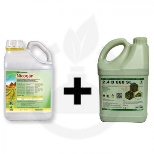 adama erbicid nicogan 40 sc 15 litri + 24 d 660 sl 10 litri - 1