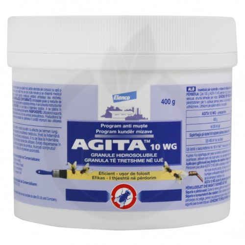 elanco insecticid agita 10 wg 400 g - 1