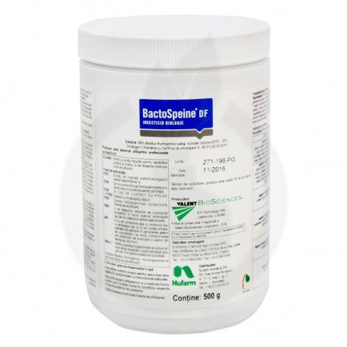 nufarm insecticid agro bactospeine df 500 g - 1