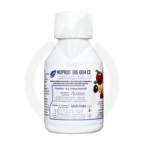 Nuprid Oil 004 CE, 100 ml