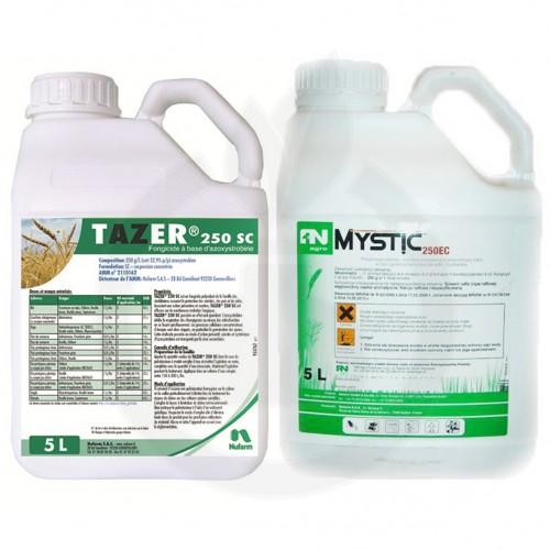 nufarm fungicide tazer 250 sc 5 l mystic 250 ec 5 l - 1
