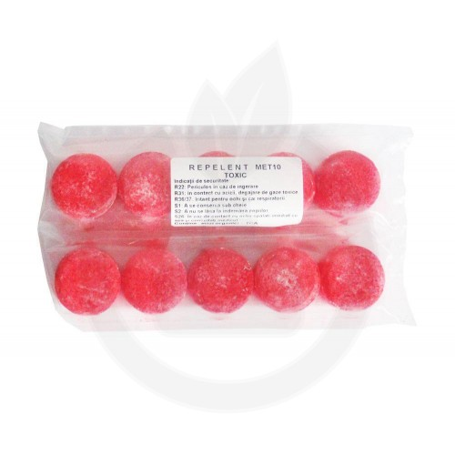 Repelent Cartite, Pastile Repelent China Cu Efect Olfactiv