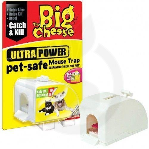 Big Cheese STV 151, capcana soareci