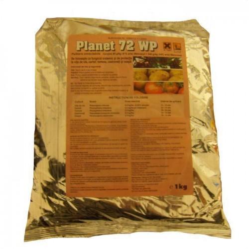 Planet 72 WP, punga 1 kg