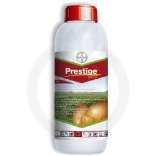 Prestige 290 FS, 5 litri