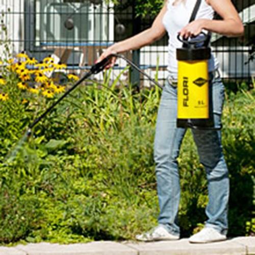 Pulverizator manual Mesto 3232R, Flori