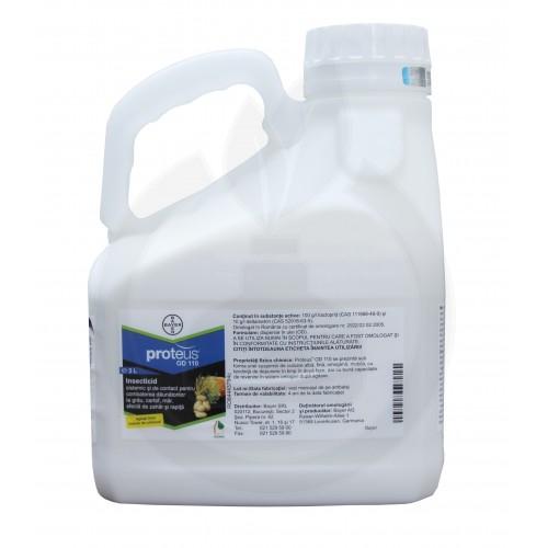 Proteus OD 110, 3 litri
