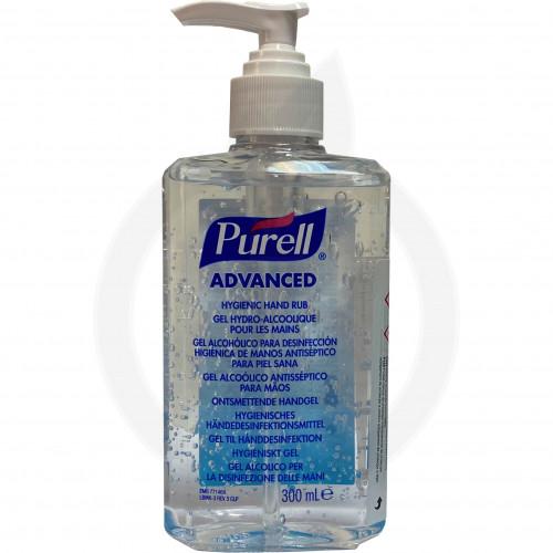 gojo disinfectant purell advanced 300 ml - 1