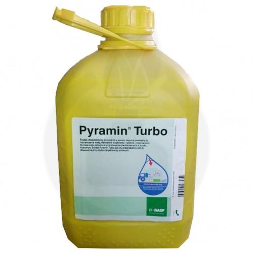 Pyramin Turbo, 10 litri