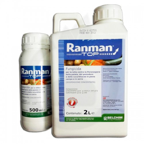Ranman Top, 500 ml