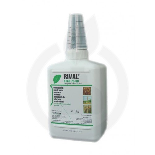 Rival Star 75 GD, 1 Kg