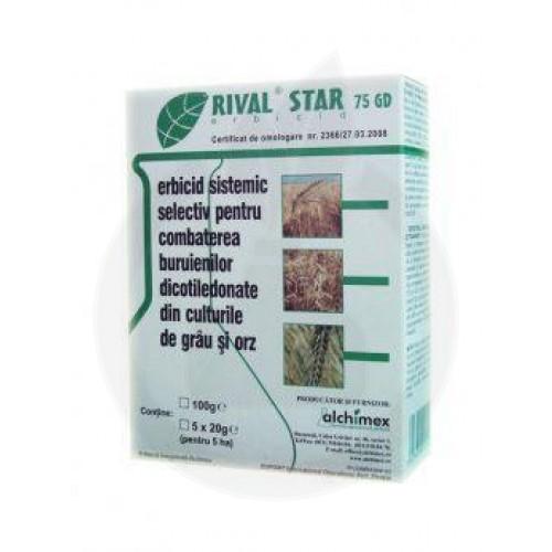 Rival Star 75 GD, punga 20 g