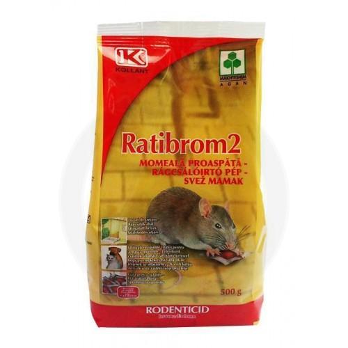 Ratibrom 2, punga 500 g