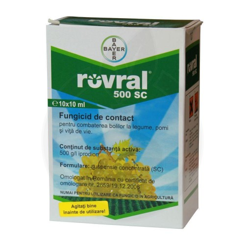 Rovral 500 SC, 10 ml
