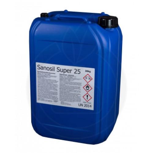 Sanosil Super 25, 30 litri