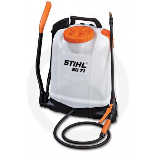 Pulverizator manual STIHL, SG 71