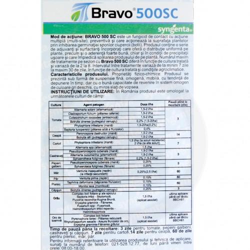 Bravo 500 SC, 20 ml