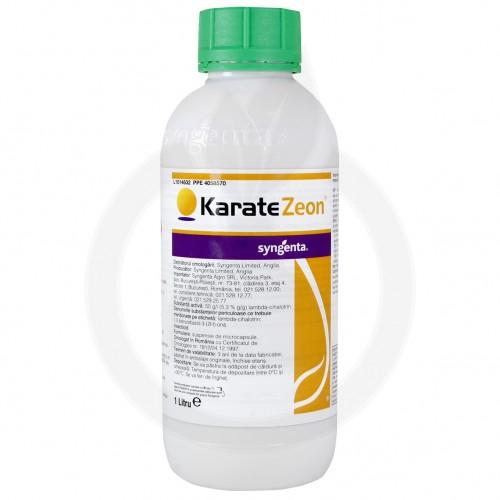 syngenta insecticid agro karate zeon 50 cs 1 litru - 1
