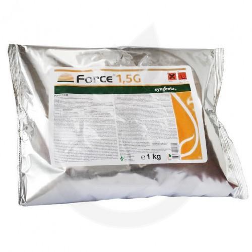 Force 1.5 G, 1 kg