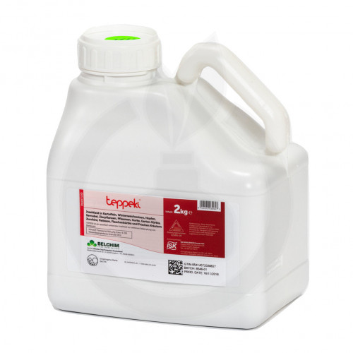 isk biosciences insecticide crop teppeki 2 kg - 1