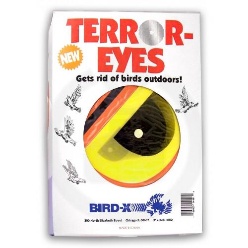 Terror Eyes, repelent pasari