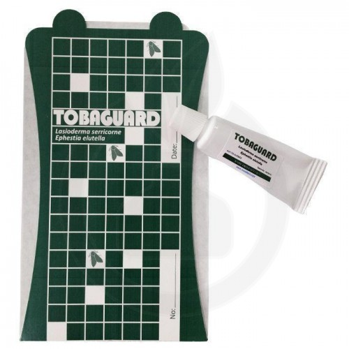 Tobaguard, capcana daunatori tutun, set 10 bucati