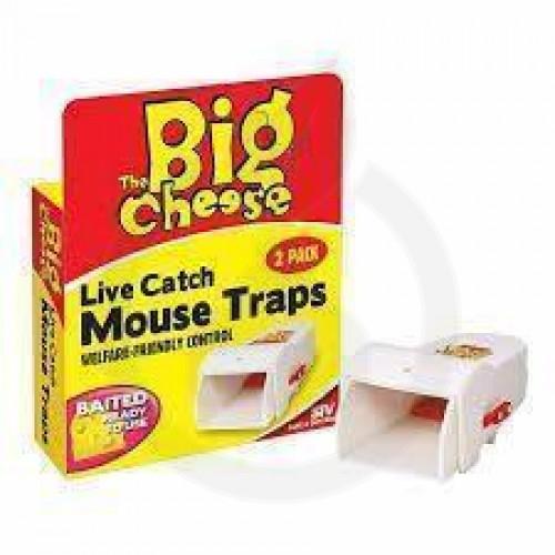 Big Cheese STV 155, capcana soareci
