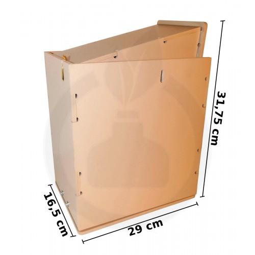 Trap Door, capcana vrabii, 1 Capcana + modul audio