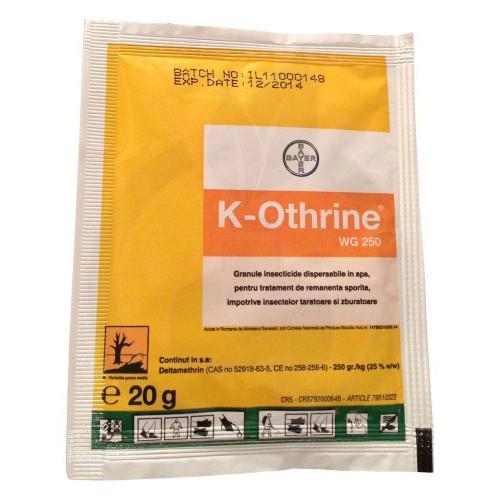 K-Othrine WG 250, 20 g