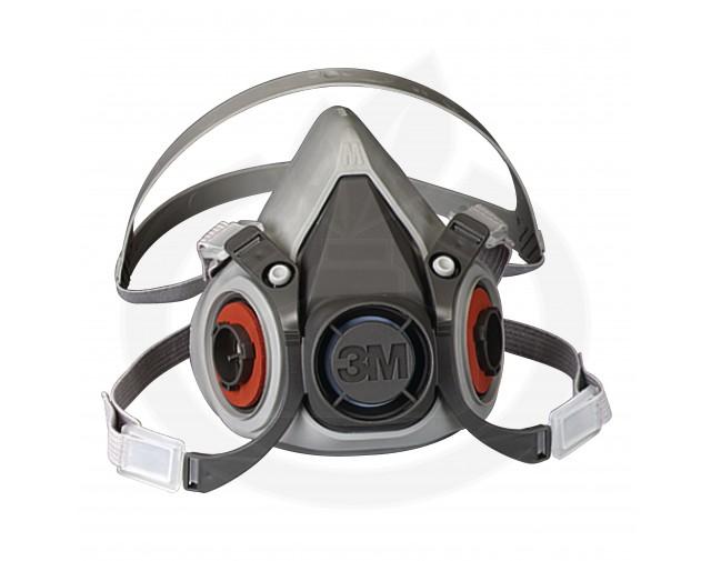 3m protectie masca semi 60001 - 2