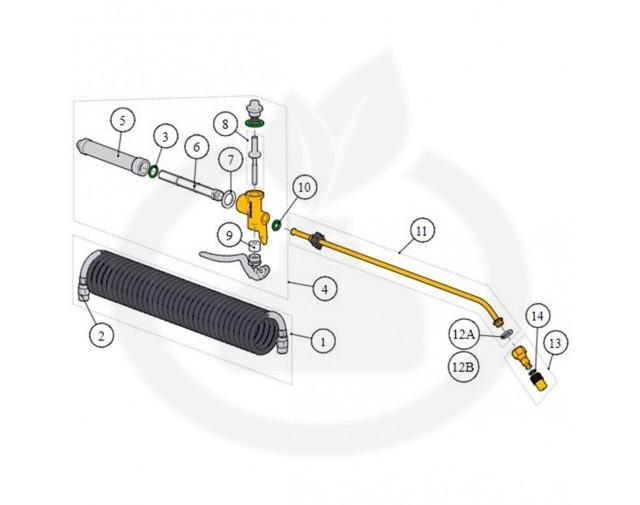 birchmeier aparatura pulverizator spray matic 20 s - 3