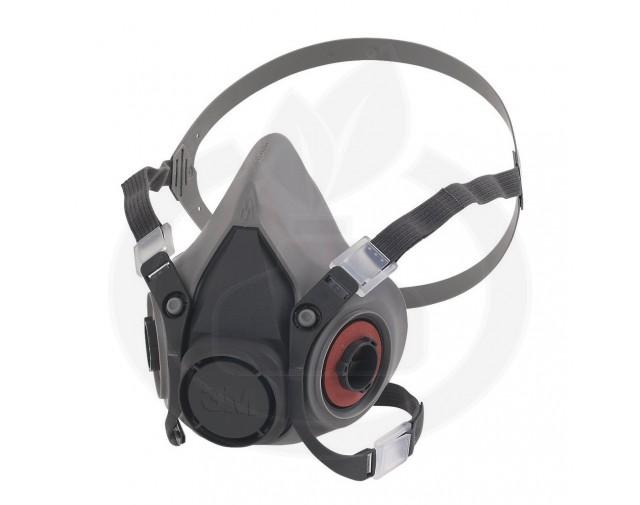3m protectie masca semi 60001 - 1