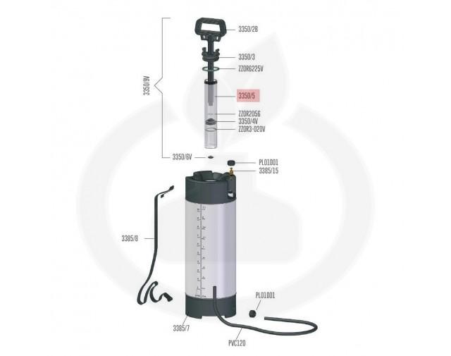 volpi consumabil cilindru volpi tech 6/10 3350/5 - 2