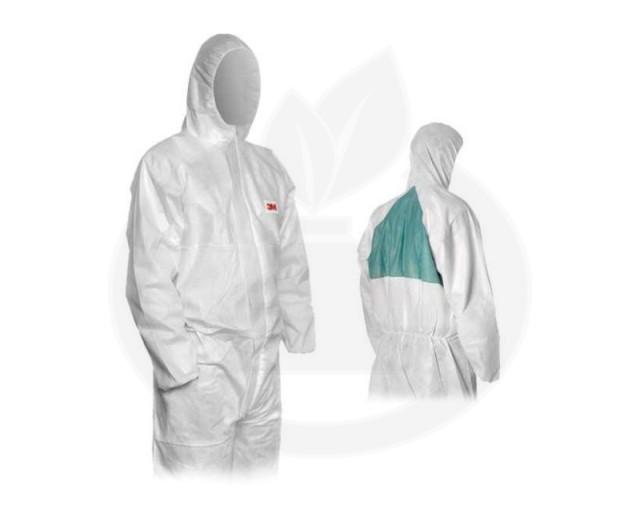 3m protectie combinezon 4520 type 5/6 xxxl - 5