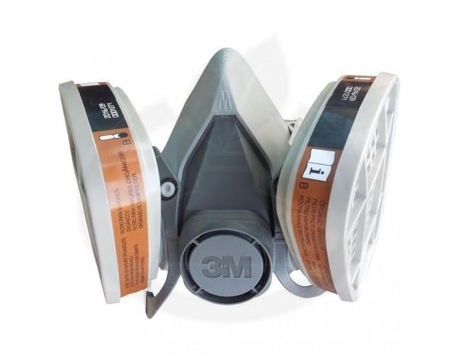 3m protectie filtru masca gaze set 2 buc - 2