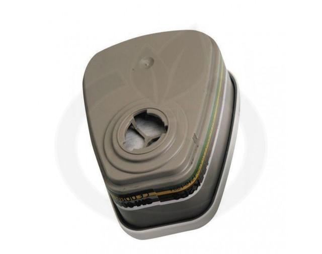 3m protectie filtru masca gaze set 2 buc - 4