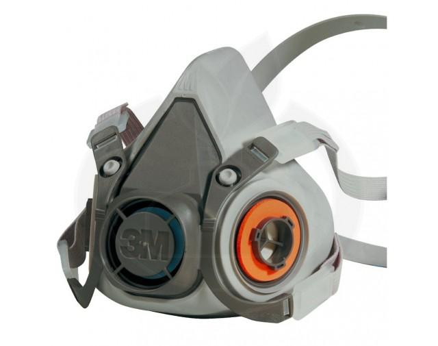 3m protectie masca semi 60001 - 3