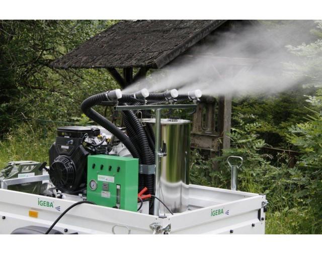 igeba aparatura ulv generator u 40 hd m - 3
